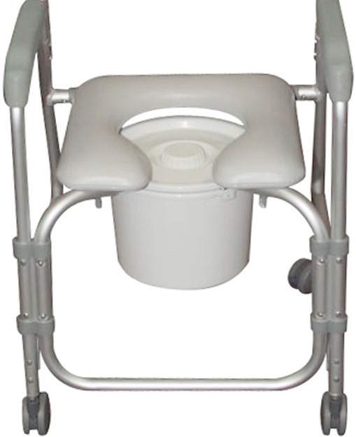 Drive Medical Design Aluminum Shower Chair And Commode