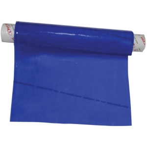 "Dycem Non-Slip Material: Roll, 8""X3-1/4 Foot, Blue"
