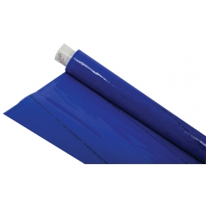 "Dycem Non-Slip Self-Adhesive Material: Roll 16""X1 Yard, Blue"