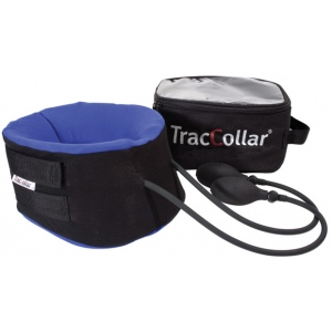 TracCollar Cervical Traction: Inflatable, for Small / Medium Neck