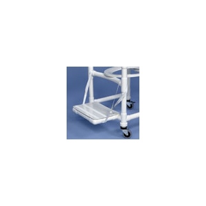 Innovative Products Unlimited Snap on Footrest for Deluxe Shower Chairs with Open Front Seat