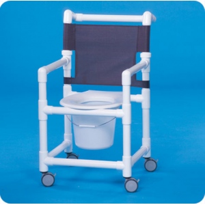 Innovative Products Unlimited Select Shower Chair Commode