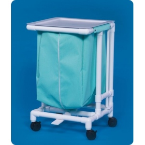 Innovative Products Unlimited Jumbo Linen Hamper with Foot Pedal