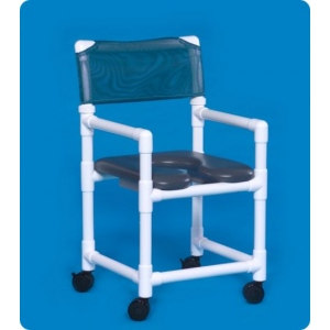 """Innovative Products Unlimited Soft Seat Standard Line Shower Chairs: 20"""" Clearance"""
